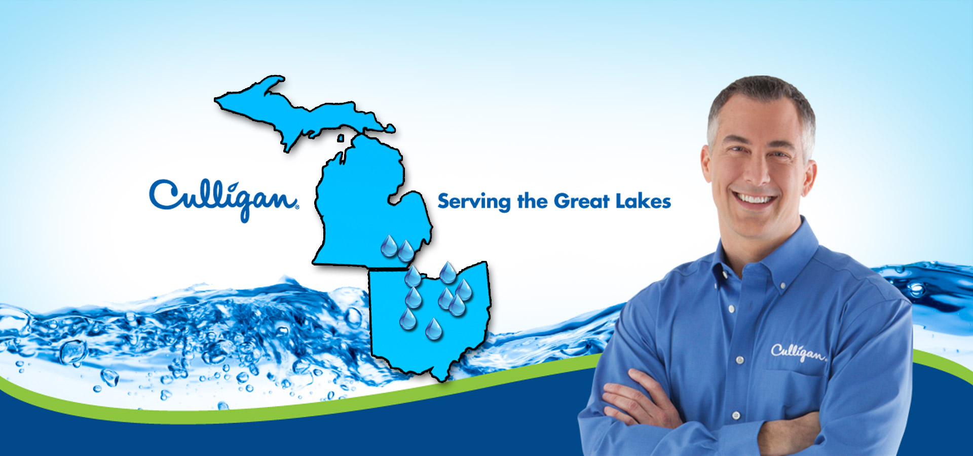 Culligan Water Of Great Lakes Water Purification Services