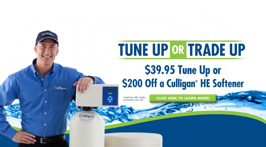 Special Offers On Water Softener Amp Filters Culligan Columbus